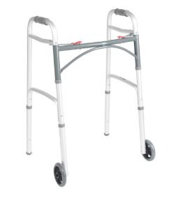 Walker Adult Deluxe Folding - Click Image to Close